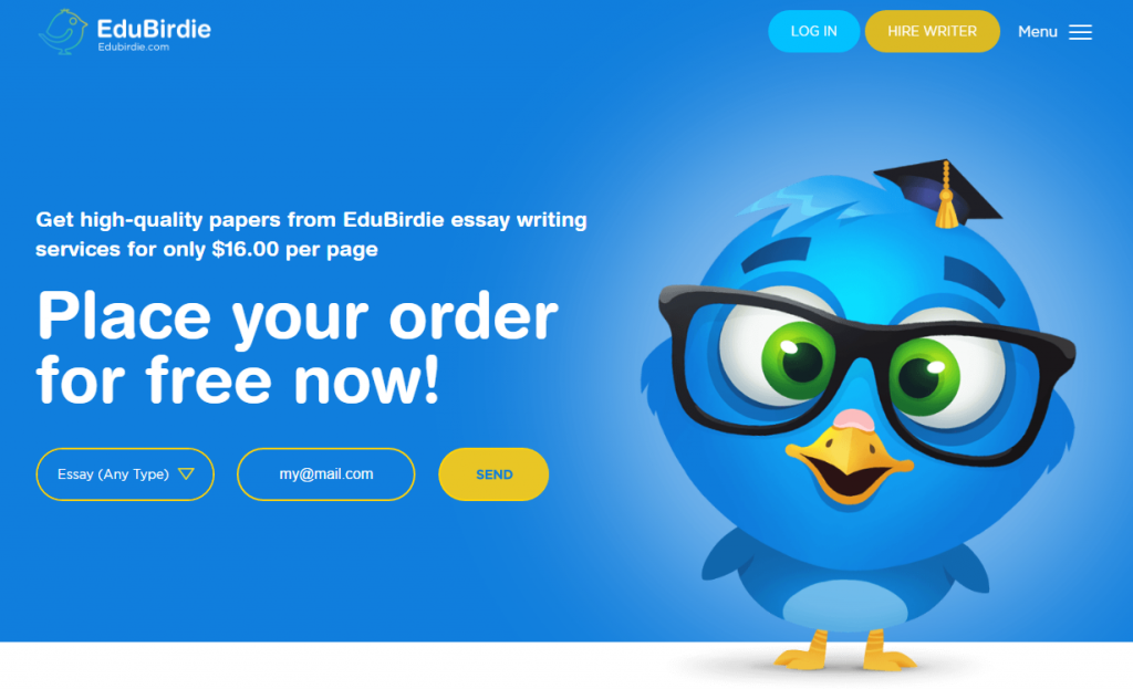 EduBirdie.com real review